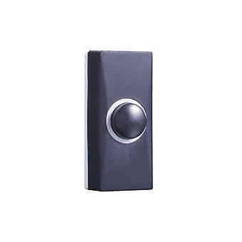 Byron 7900 Plastic Bell Push Nero BYR7900