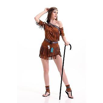 Halloween Cosplay Kostyme (som bilde en størrelse)