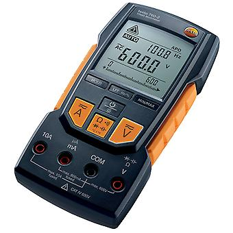 Testo 0590 7602 760-2 TRMS Multimeter