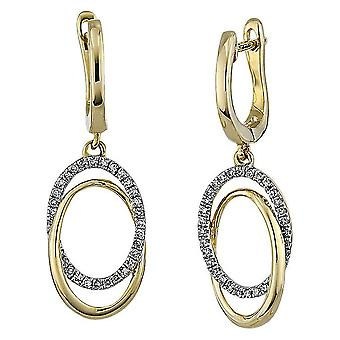 Luna Creation Boucles d'oreilles 2A052G4-1