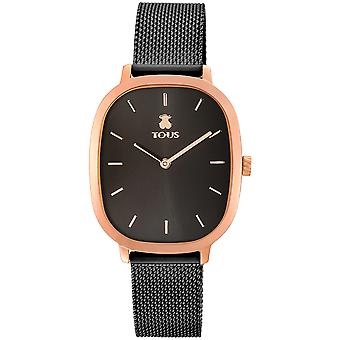 Tous watches heritage watch for Women Analog Quartz with stainless steel bracelet 900350405