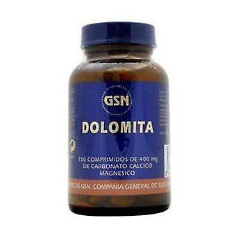 Dolomite 150 tablets of 400mg