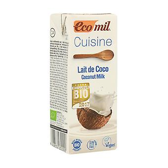 Coconut drink for cooking Bio 200 ml