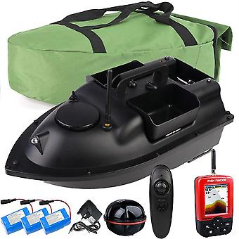 500m Gps Rc Fishing Bait Boat With Carp Bait/hook Post Boat With Optional Gps