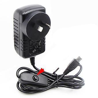 5v3a 5v/3a, Pi 3 Modelo B+plus Fonte de Energia Adaptador USB Carregador Psu