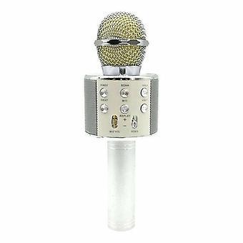 Metal Vysoce kvalitní zvuk Ruční Ktv Karaoke Nahrávání Bluetooth
