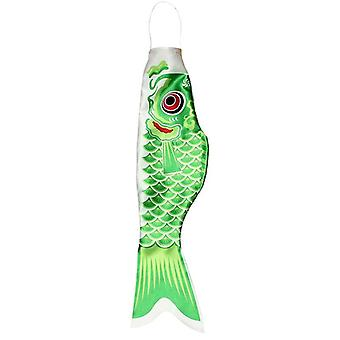 Japanese Carp Windsock Streamer Fish Flag Kite