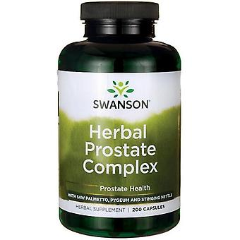 Swanson Herbal Prostate Complex 200 Capsules