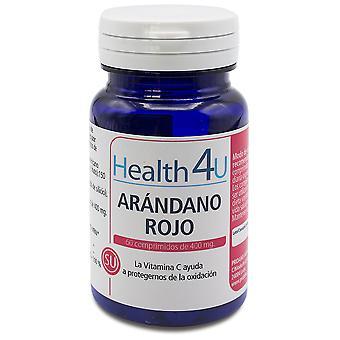 Health 4U Arándano Rojo 60 Cápsulas de 650 mg
