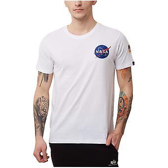 Alpha Industries Space Shuttle 17650709 universal  men t-shirt