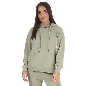 Women's Only Zoey Life Oversized Hoody in Het Groen