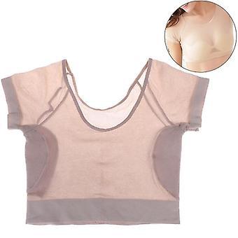 Damska koszulka Shape Sweat Pads. Chłonny dezodorant wielokrotnego zmywalnego