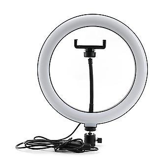 26Cm الذاتي حلقة مصباح التصوير للبث المباشر ملء الضوء