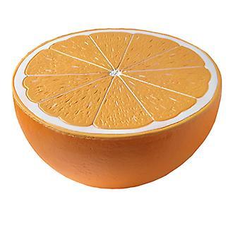 Copoz Squishies Giant Orange Squishy Slow Rising Squeeze Zabawki Stress Relief Fruit Zabawka owocowa