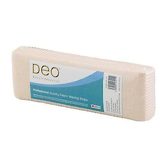 DEO Professional High Quality Strips for Waxing - Fabric - Pack of 50