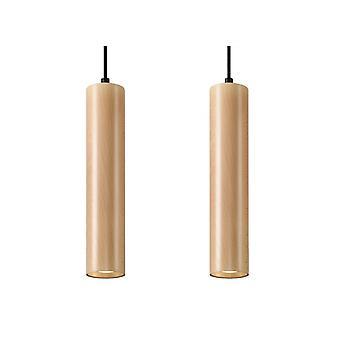 Pendant Lamp Lino 2 Wood