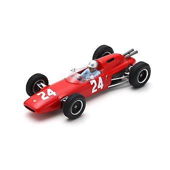 Lotus 24 (Nino Vaccarella - ITALIANO GP 1962) Resina Modelo Coche