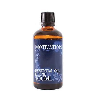 Mystic Moments Motivation - Essential Oil Blends 100ml