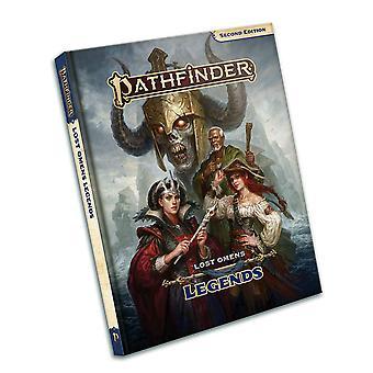 Pathfinder Lost Omens Legends (P2) -kehittäjä: Paizo Staff (Hardcover, 2020)