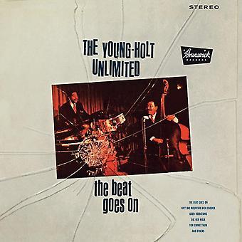 The Young-Holt Unlimited - El ritmo va en vinilo