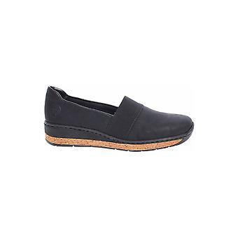 Rieker 5978100 universal ympäri vuoden naisten kengät