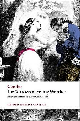 Sorrows of Young Werther 9780199583027 by Johann Wolfgang von Goethe