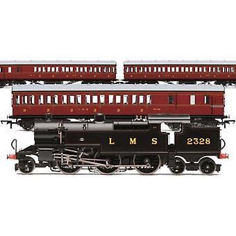 霍恩比 R3397 LMS 郊区客运列车轨道限量版 DCC