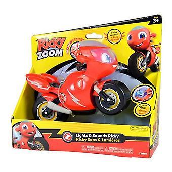 Motosiklet Bizak Ricky Zoom