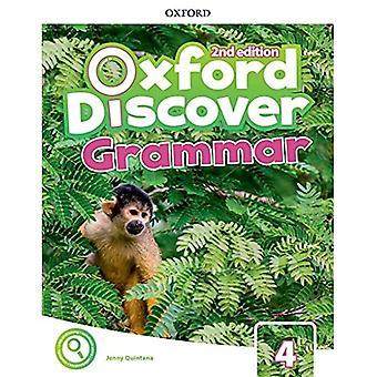 Oxford Discover: Level 4: Grammar Book (Oxford Discover)