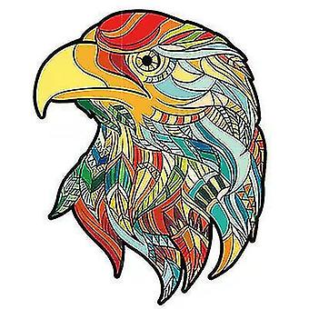 Jigsaw puzzles rainbow eagle jigsaw puzzle piece game for kids and adults a3