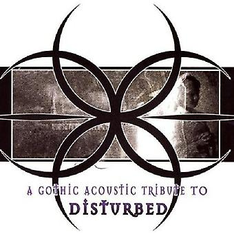 Disturbed: Gothic Acoustic Tribute to - Disturbed: Gothic Acoustic Tribute to [CD] USA import