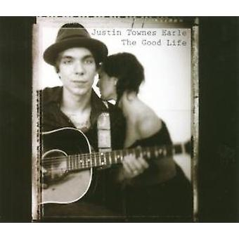Justin Townes Earle - Good Life [CD] USA import