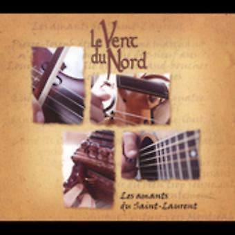 Le Vent Du Nord - Les Amants Du Saint-Laurent [CD] USA import