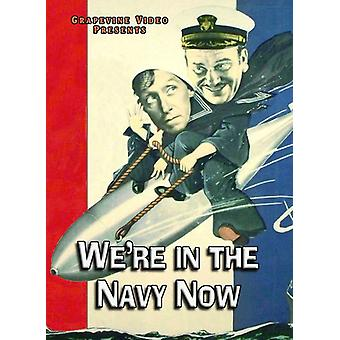 We're in the Navy Now [DVD] USA import