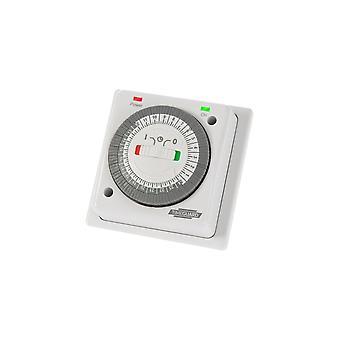 TimeGuard Timeguard NTT01 24-Stunden kompakte elektronische Immersion Heizung Timeswitch
