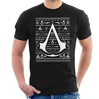 Joulu neulo Assassins Creed t-paidat