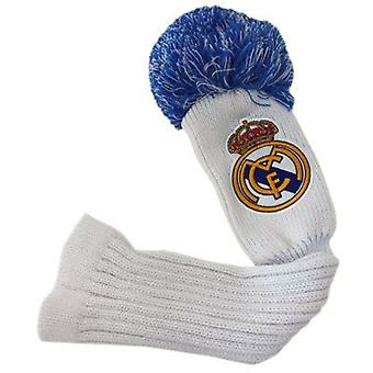 Real Madrid Pompom Headcover (Fairway)