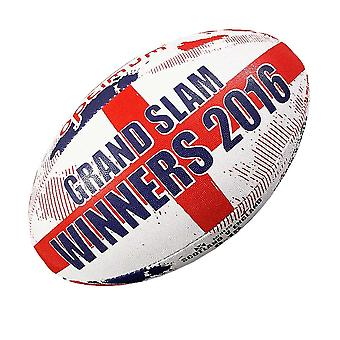 OPTIMUM Grand Slam Winners 2016 MINI rugby ball