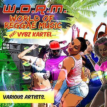 Various Artist - World of Reggae Music [CD] USA import