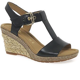 Gabor sandales de Karen Womens moderne