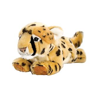 Keel Toys Laying Cheetah Plush Toy