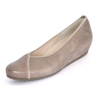 Semler Gina Asphalt Metallvelour G5012031005 universal all year women shoes