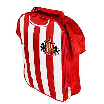 Sunderland AFC Official Football Kit Lunch Bag