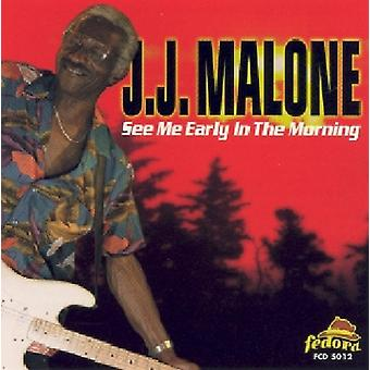 J.J. Malone - See Me Early in the Morning [CD] USA import
