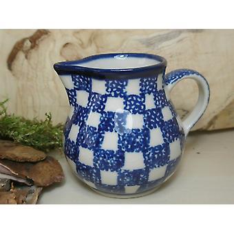 Creamer, 150 ml, tradisjon 27 - polsk keramikk - BSN 7668