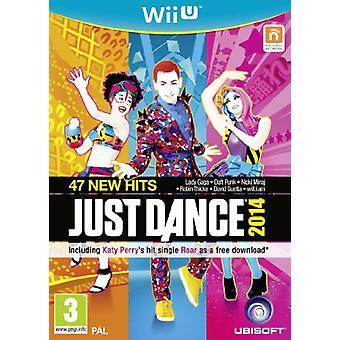 Just Dance 2014 (Nintendo Wii U) - New