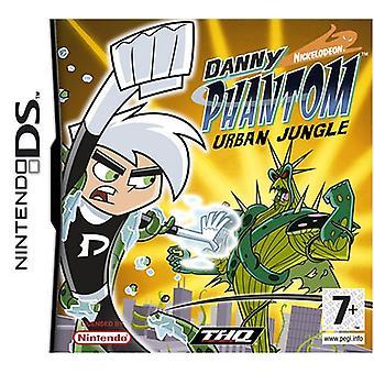 Danny Phantom Urban jungle (Nintendo DS)-ny