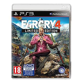 Far Cry 4 - Limited Edition (PS3) - New