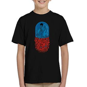 Akira Capsule 41 Kid's T-Shirt