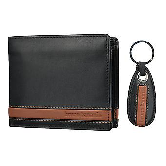 Bruno banani mens wallet wallet purse with Keychain 2686